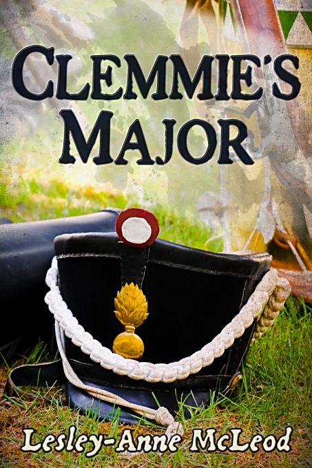 Clemmie's Major by Lesley-Anne McLeod
