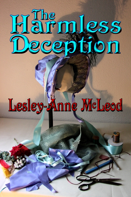 The Harmless Deception by Lesley-Anne McLeod