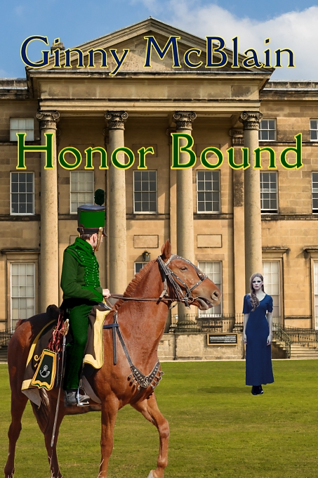 Honor Bound by Ginny McBlain