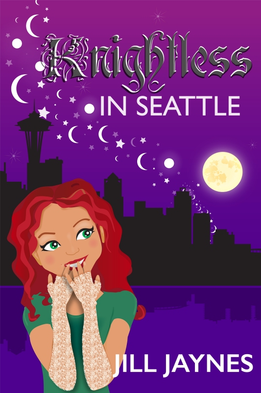 Knightless in Seattle by Jill Jaynes