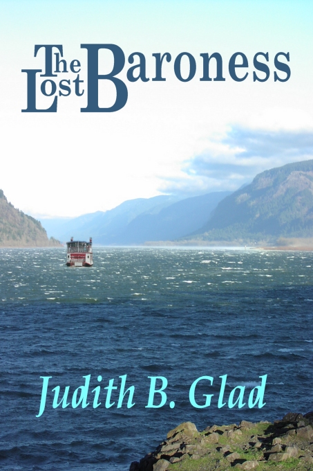 The Lost Baroness by Judith B. Glad