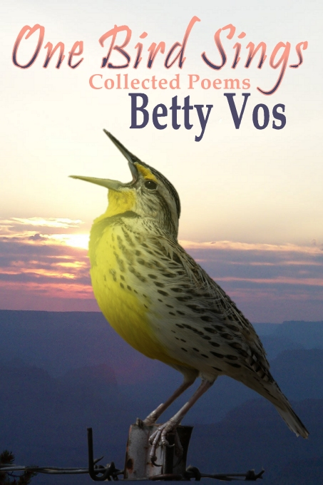 One Bird Sings by Betty Vos