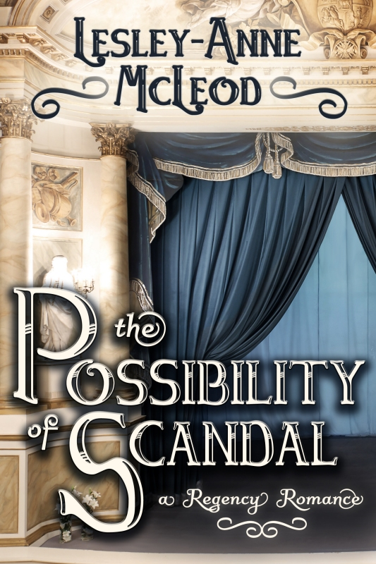 The Possibility of Scandal by Lesley-Anne McLeod