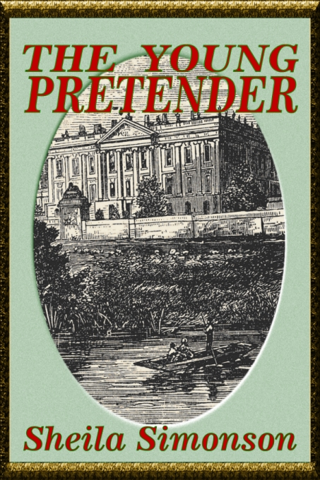 The Young Pretender by Sheila Simonson
